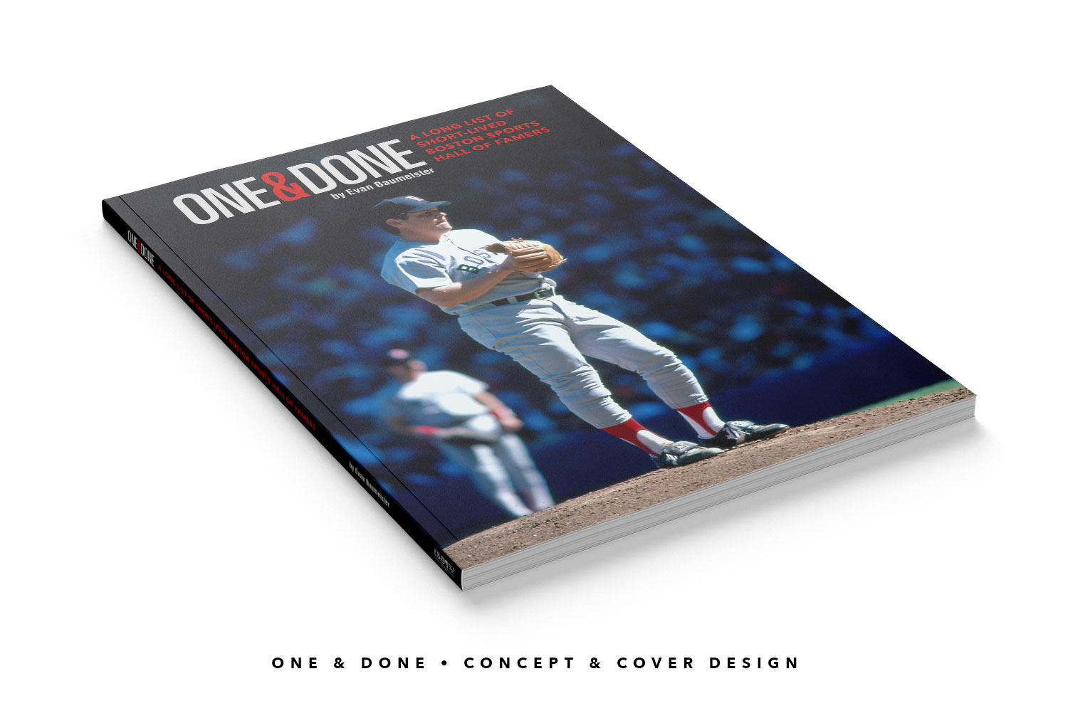 One and Done Book Cover