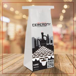 "Package Design • Mestízo Coffee ""Ceremony"""